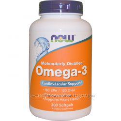 Омега-3, Поддержка сердечно-сосудистой системы