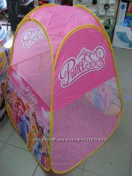 Палатка детская игровая HF012, HF014, 8113, М0508