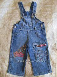 Полукомбез джинсовый