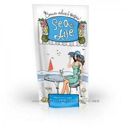 Морская соль для похудения Sea Life с имбирем