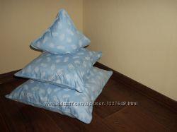 Новая подушка за 20 минут