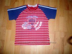 Фирменные футболочки на мальчика р. 116-128см
