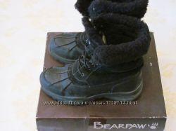 Ботинки  Bearpaw на натуральном меху