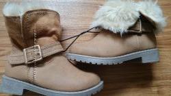 стильные ботинки F&F