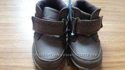 легкие ботиночки для мальчика