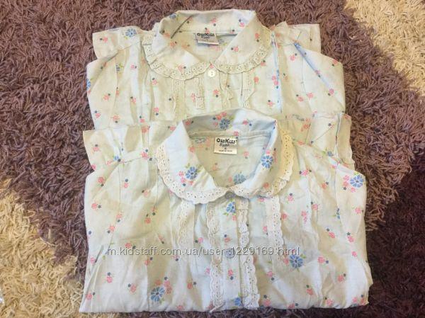 Качественная рубашка Oshkosh