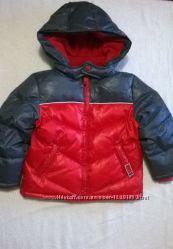 Куртка зимняя, пуховик Mothercare. Рост 104 см