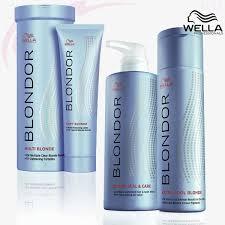 Blondor Wella - для осветления волос