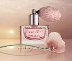 Evidence Le Parfum Lextrait De Parfum Yves Rocher духи как явность