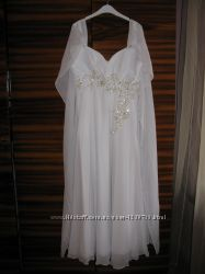 Весільна сукня у грецькому стилі