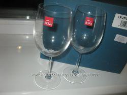 Набор бокалов для вина Rona Словакия на 6 персон. Цену снизила