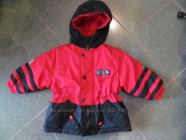Куртка деми на мальчика KIDS