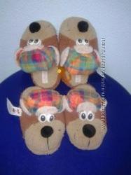 Тапочки-игрушки для дома De Fonseca Италия.