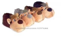 Мужские тапочки-игрушки для дома ROX и De Fonseca Италия