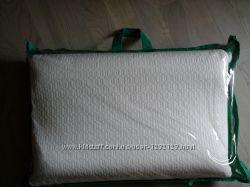 Ортопедическая литая подушка с памятью мемори
