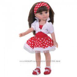 Кукла Кэрол в красном Paola Reina подружки-модницы 32 см 04557 Паола Рейн
