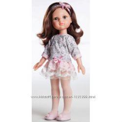 Кукла PAOLA REINA Кэрол в нежно-розовом  04502 новинка
