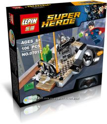 Конструктор Lepin,  серия супер герои