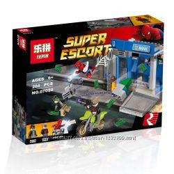Конструктор Lepin,   серия Super Heroes