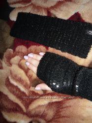 Перчатки и топ инсити