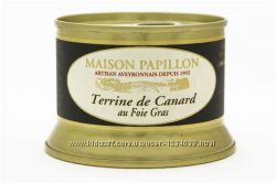 Террин из утки с фуа-гра, Франция