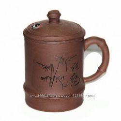 Чашка исинская глина