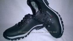 Кожаные кроссовки Columbia, мех, новые, все размеры