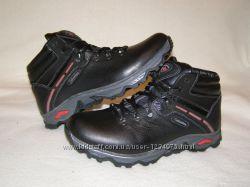 Мужские зимние кожаные ботинки Columbia, новые.