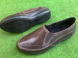туфли женские 38 разм-кожа