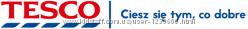 Покупки в TESCO  F & F Польша