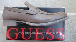 Новые оригинальные туфли лоферы Guess Niagara loafer p 46 us 12 30. 5cm