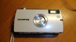 Цифровой фотоаппарат фотокамера Olympus IR 300 5 мегапикселей