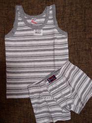 Комплекты нижнего белья на мальчиков фирмы BRIX