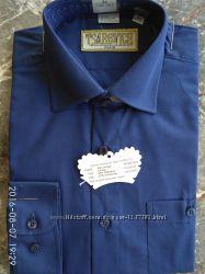 Школьные рубашки для мальчиков ТМ Царевич