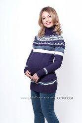 Теплая туника для беременных