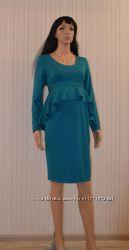 Платье для беременных с баской