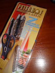 Набор ножей, ножи на подставке
