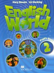 English world 1, 2 класс
