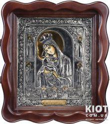 Икона Почаевская Божия Матерь