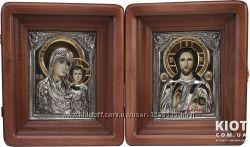 Венчальные иконы Пара Казанская