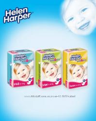 Подгузники Helen Harper - всегда в наличии по низкой цене - памперсы Хелен