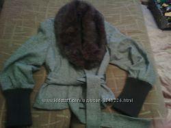курточка пиджак осенняя