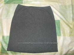 Продам трикотажную юбку.