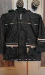 Куртка плащевка Kanz на 2-3 года