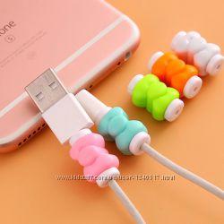 Защита кабеля зарядного устройства iPhone iPad