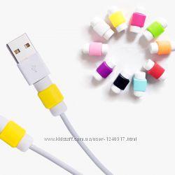 Защита кабеля для iPhone iPad