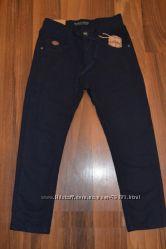 116-152  Утепленные брюки для мальчика на флисе  Taurus