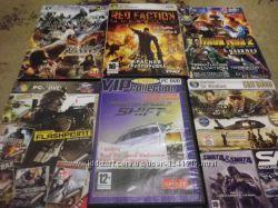 Игровые диски PC