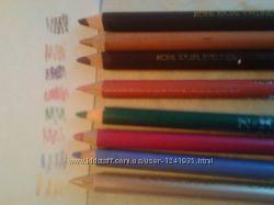 Новые карандаши для губ