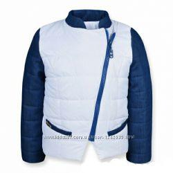 куртка детская  демисезонная для девочки, рост 110, 116, 122см